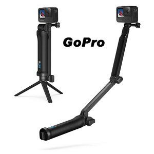GOPRO 3-WAY Tripod / Selfie Stick - NEW